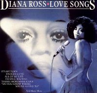 Cover Diana Ross - Love Songs [1982]